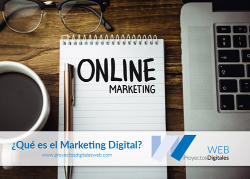 ¿Qué es el Marketing Online?