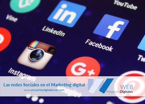 Las redes sociales en el Marketing Digital